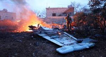 Muhalifler Suriye'de Rus jetini düşürdü