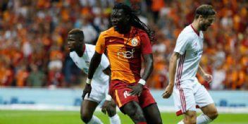 Galatasaray liderlik şansını Sivas'ta tepti