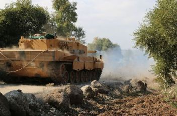 Zeytin Dalı Harekatı'nda 947 terörist etkisiz hale getirildi