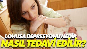 Lohusa Depresyonu Nedir, Nasıl Tedavi Edilir?