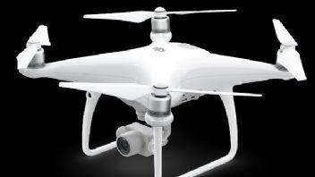 Djı Dronlara Elektronik Plaka Takacak