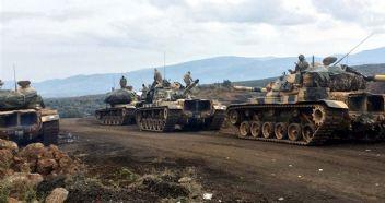 Zeytin Dalı Harekatı'nın 21'inci gününde terör hedefleri havadan vuruldu