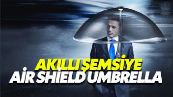 Akılı Şemsiye Air Shield Umbrella