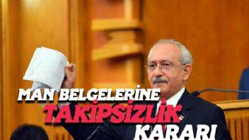 Kılıçdaroğlu'nun Man Adası Belgeleri için Takipsizlik Kararı Verildi
