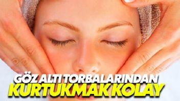 Göz Altı Torbalarından Cerrahi İle Kurtulmak Mümkün