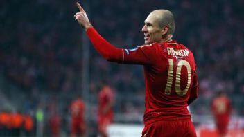 Robben'den Beşiktaş taraftarını kızdıracak açıklama