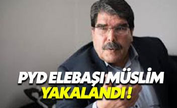 PYD'nin elebaşı Salih Müslim yakalandı - Salih Müslim kimdir?
