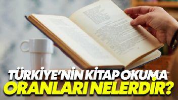 Türkaye'nin Kitap Okuma Oranları Nelerdir?