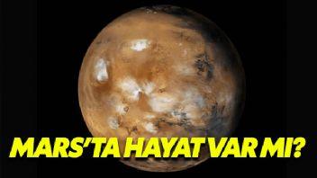 Marsta Hayat Var Mı?