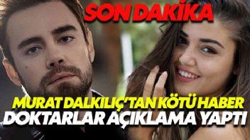Murat Dalkılıç'tan Kötü Haber...