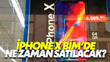 Iphone X Bim'de Ne Zaman Satılacak?