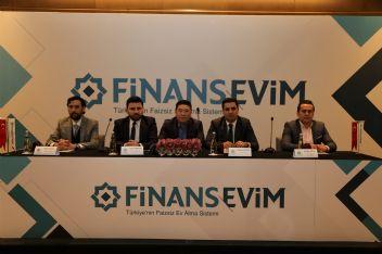 Faizsiz 360 ay taksitle: Tasarrufa dayalı finans sistemi