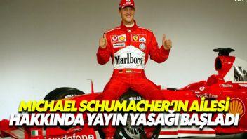 Michael Schumacher'In Ailesi Hakkında Da Yayın Yasağı Başladı