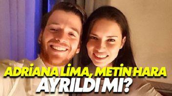 Adriana Lima, Metin Hara Ayrıldı Mı?