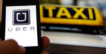 Taksi Ve Uber Araçlar Arasında Gerginlik Devam Ediyor
