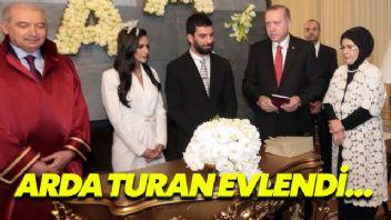 Arda Turan Evlendi!