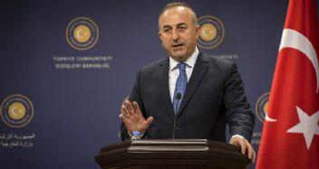 Astana zirvesinde gergin anlar, Çavuşoğlu gazeteciyi fırçaladı