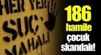 Edirne'de 186 Hamile Çocuk Haberi Gündeme Oturdu