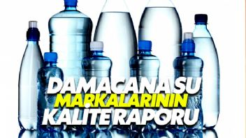 Damacana Su Markalarının Kalite Raporu