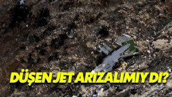 Düşen Jet Arızalı Mıydı?