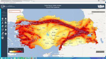 AFAD deprem riski haritası nasıl çalışıyor? - Adres üzerinden deprem riski sorgulama