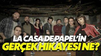 La Casa De Papel'İn Gerçek Hikayesi Ne?