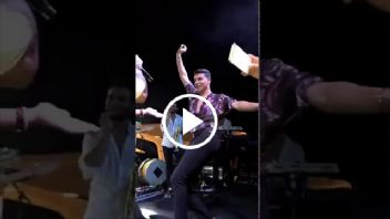 Kerimcan Durmaz'dan Oryantal Dans