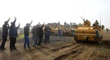 Afrin harekatında 52 asker şehit oldu