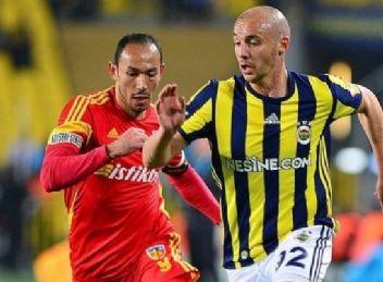 Fenerbaçe, Kayseri'de farklı kazandı