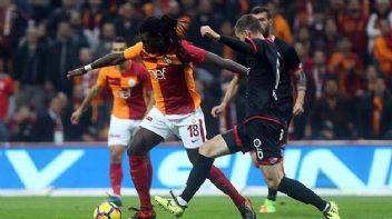 Galatasaray Ankara deplasmanında kayıp