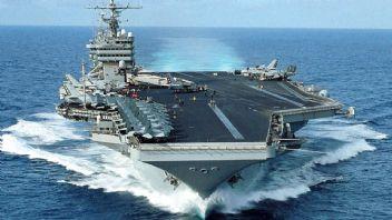 ABD uçak gemileri Akdeniz'e sevkedildi