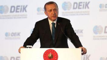 Erdoğan, Yurt dışına para kaçıranları affetmeyiz