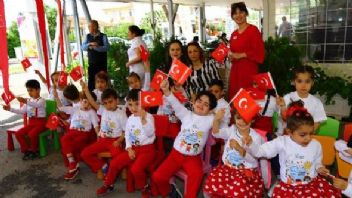 23 Nisan bütün yurtta coşku ile kutlanıyor