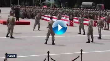 Türk askerinden Efsane Gösteri... İzlenme Rekoru Kırıyor...