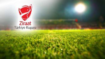 Ziraat Türkiye Kupası'nın final tarihi değişti