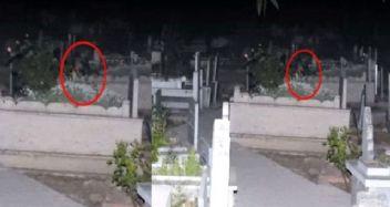 Mezarlıktaki gizemli kız Çorum'u ayağa kaldırdı