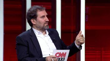 Mustafa Şen, Erdoğan politik uzay zamanı büktü dedi sosyal medya yıkıldı