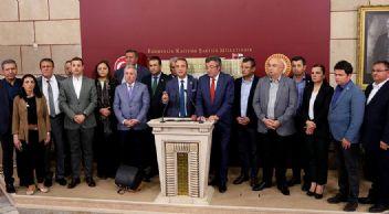 15 CHP'li milletvekili yuvalarına döndü