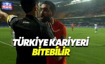 PFDK'dan Arda Turan'a 16 maç men cezası