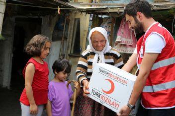 Kızılay Ramazan'da 2 milyon kap yemek dağıtacak