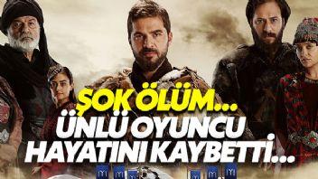Ünlü Oyuncu Hayatını Kaybetti...Türkiye Şoka Girdi...