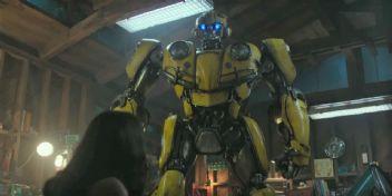 Transformers Bumblebee fragmanı yayınlandı - Hemen izle