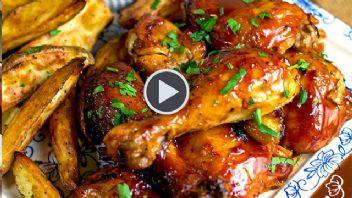 Evde Yapabileceğiniz 7 Çeşit Kolay Tavuk Yemeği...