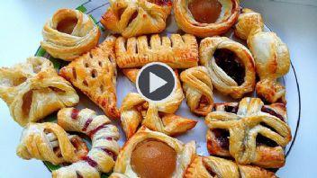 14 Çeşit Puf Böreği Çeşitleri Ve Yapılışı Tarifte...