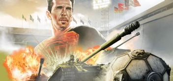 World of Tanks, Buffon ile Dünya Kupasına merhaba dedi