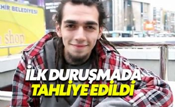Ezhel Sercan İpekçioğlu ilk duruşmada tahliye edildi