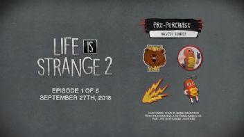 Life is Strange 2 ön sipariş