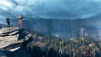Fallout 76 haritası Virginia için fragman