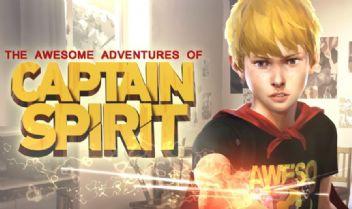 The Awesome Adventures of Captain Spirit ücretsiz olarak çıktı Bedava oyun