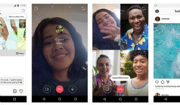 Instagram görüntülü sohbet özelliği nasıl kullanılır